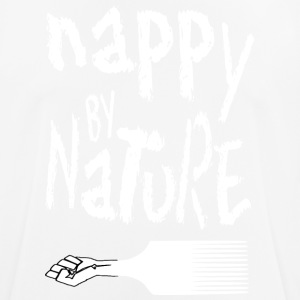 Nappy By Nature - Men's Breathable T-Shirt