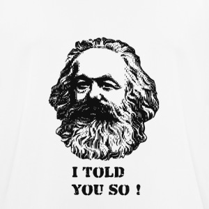 Karl Marx Prophecy - Men's Breathable T-Shirt