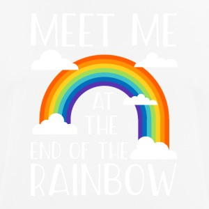 Meet me at the end of the rainbow - Men's Breathable T-Shirt
