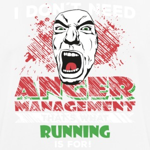 Anger Management - RUNNING - Men's Breathable T-Shirt