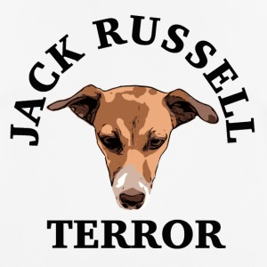 terreur Jack Russell - T-shirt respirant Homme