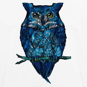 Owl - Men's Breathable T-Shirt