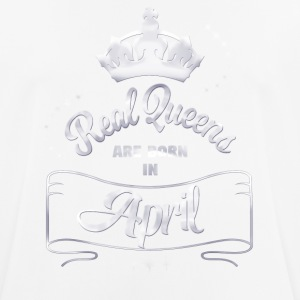 Queens April - Männer T-Shirt atmungsaktiv