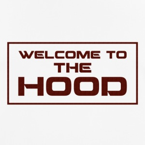 Welcome to the Hood - Männer T-Shirt atmungsaktiv
