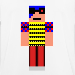 minecraft man - Men's Breathable T-Shirt