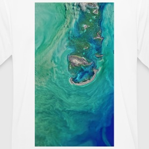 Beach One - Andningsaktiv T-shirt herr