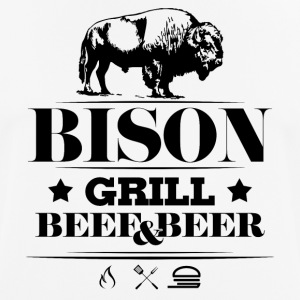 Grill · · Bison Bison Grill - T-shirt respirant Homme