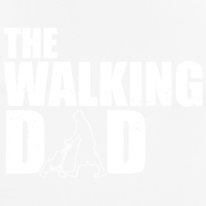 The walking dad! Serie! Zombie! lustig - Männer T-Shirt atmungsaktiv