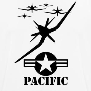Pacific blak - Men's Breathable T-Shirt
