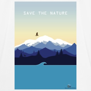 Save Nature - Men's Breathable T-Shirt