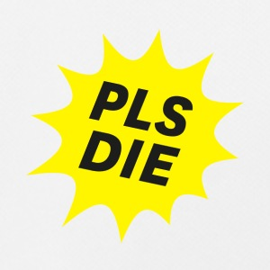 PLSDIE Hate Wear - Andningsaktiv T-shirt herr