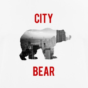 CityBear CityBär - Men's Breathable T-Shirt