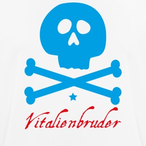 VITALI BROTHER - mannen T-shirt ademend