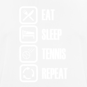 For all tennis players - Men's Breathable T-Shirt