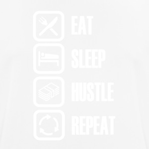 For real Hustler - for the money - Men's Breathable T-Shirt