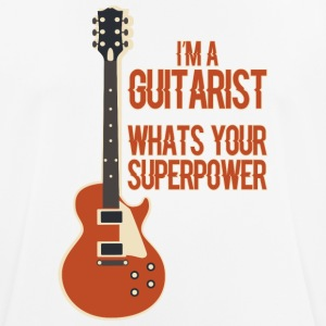 Awesome GUITARIST - Music - Men's Breathable T-Shirt