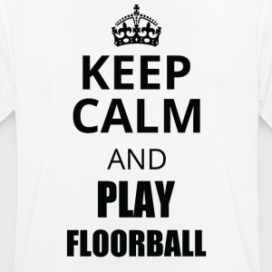 Floorball - Men's Breathable T-Shirt