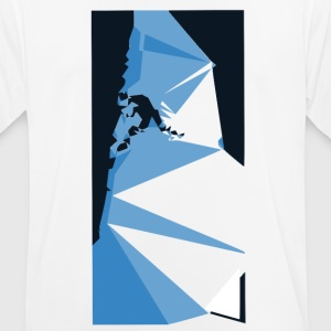 triangulation klettern - Männer T-Shirt atmungsaktiv