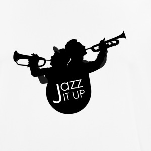 Jazz It Up - mannen T-shirt ademend