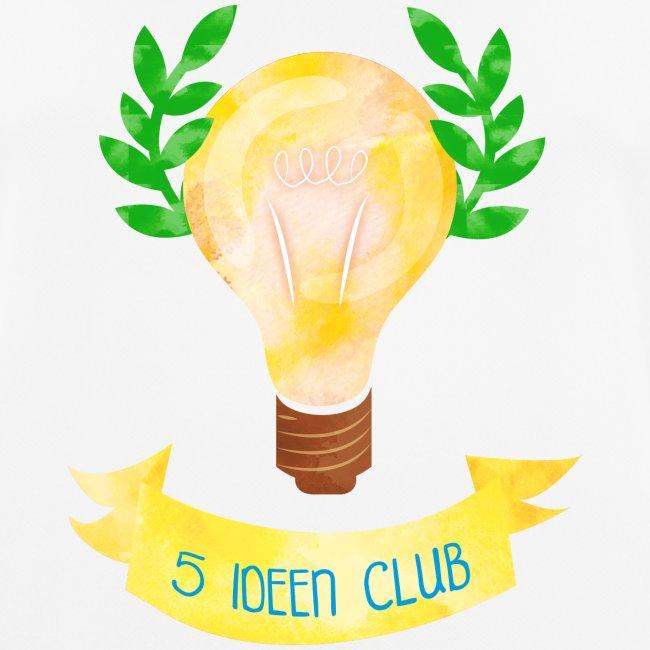5 IDEEN CLUB Glühbirne 2018