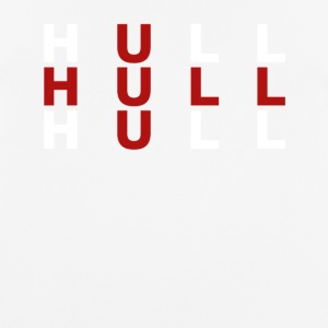 Hull United Kingdom Flag Shirt - Hull T-Shirt - Andningsaktiv T-shirt herr