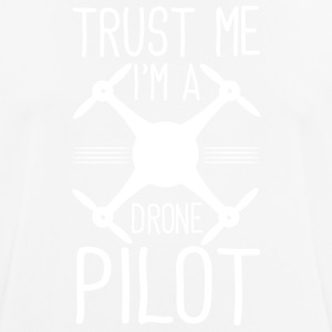 Trust me I'ma drone pilot - Men's Breathable T-Shirt