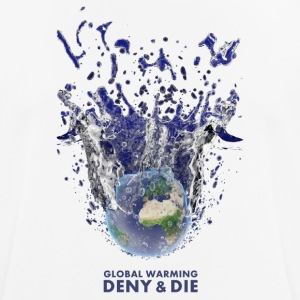 DENY AND DIE - 01 - Men's Breathable T-Shirt