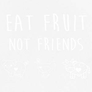 Eat Fruit not Friends - Männer T-Shirt atmungsaktiv