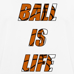 Ball is Life Limited Basketball Shirt - Männer T-Shirt atmungsaktiv