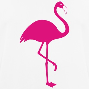 flamingo - Men's Breathable T-Shirt