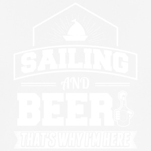 Sailing AND BEER - Men's Breathable T-Shirt