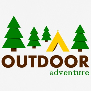 Outdoor Adventure Camping - Men's Breathable T-Shirt