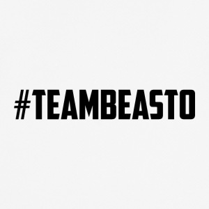#TeamBeasto Sports - Pustende T-skjorte for menn