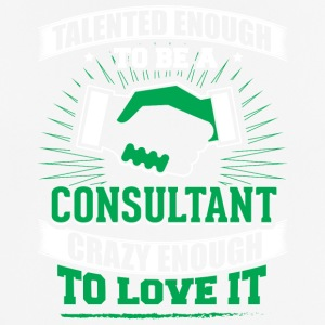 TALENTED consultant - mannen T-shirt ademend