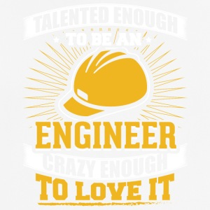 TALENTED engineer - Männer T-Shirt atmungsaktiv
