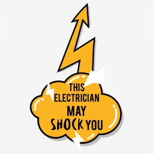 Electrician: This Electrician May Shock You - Men's Breathable T-Shirt