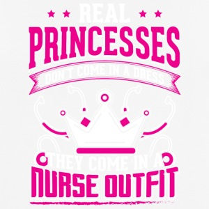REAL PRINCESSES nurse - Männer T-Shirt atmungsaktiv