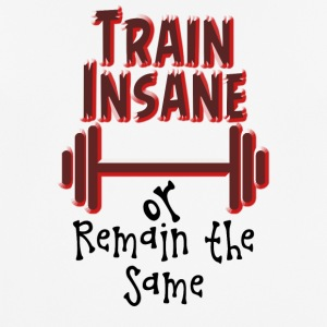Train Insane - mannen T-shirt ademend