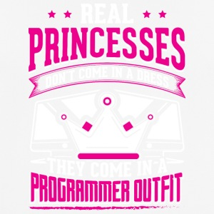 REAL PRINCESSES programmer - Men's Breathable T-Shirt