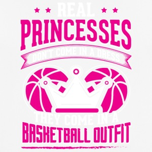 REAL PRINCESSES basketball - Men's Breathable T-Shirt