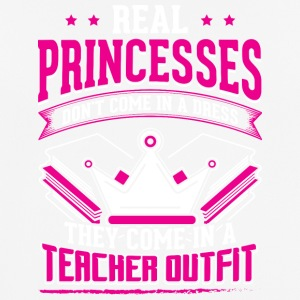 REAL PRINCESSES teacher - Männer T-Shirt atmungsaktiv