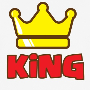 CROWN FAMILIY - KING - mannen T-shirt ademend