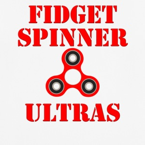 Fidget Spinner ultras! - Camiseta hombre transpirable