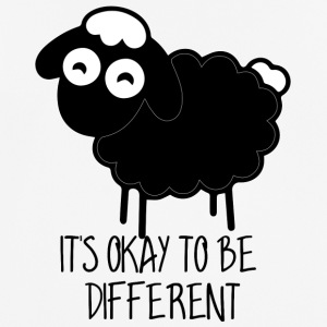 Sheep / Farm: It's Okay To Be Different - Men's Breathable T-Shirt