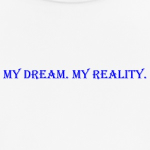 Mon rêve. My Reality. - T-shirt respirant Homme