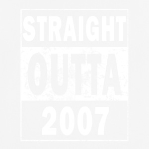 2007 - Straight Outta - 10 ans - BDAY - T-shirt respirant Homme