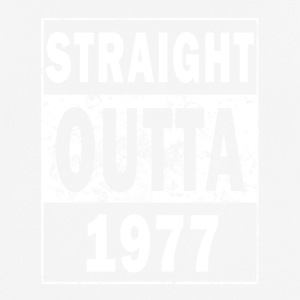 1977 - Straight outta - Men's Breathable T-Shirt