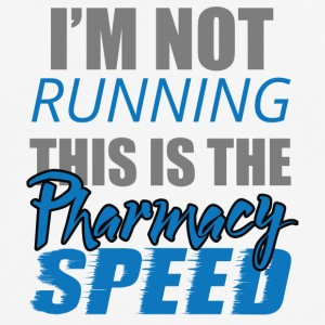 Pharmazie / Apotheker: I´m Not Running. This is - Männer T-Shirt atmungsaktiv