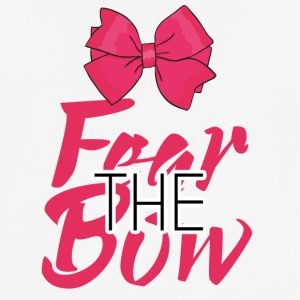 Cheerleader: Fear The Bow - Men's Breathable T-Shirt