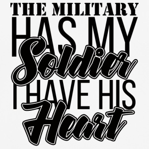 Military / Soldiers: The Military Has My Soldier, I - Men's Breathable T-Shirt